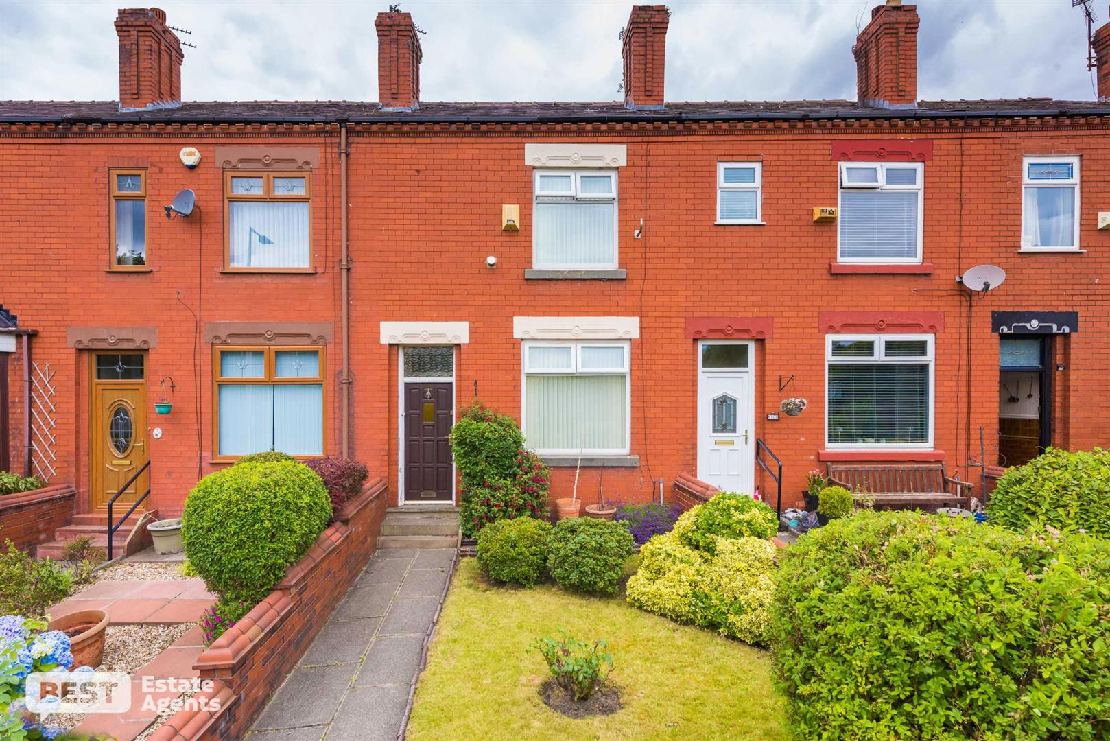 Shakerley Road, Tyldesley, Greater Manchester